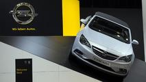2013 Opel Cascada live in Geneva 06.3.2013
