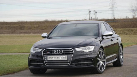 Audi S6 with 555 HP by MTM