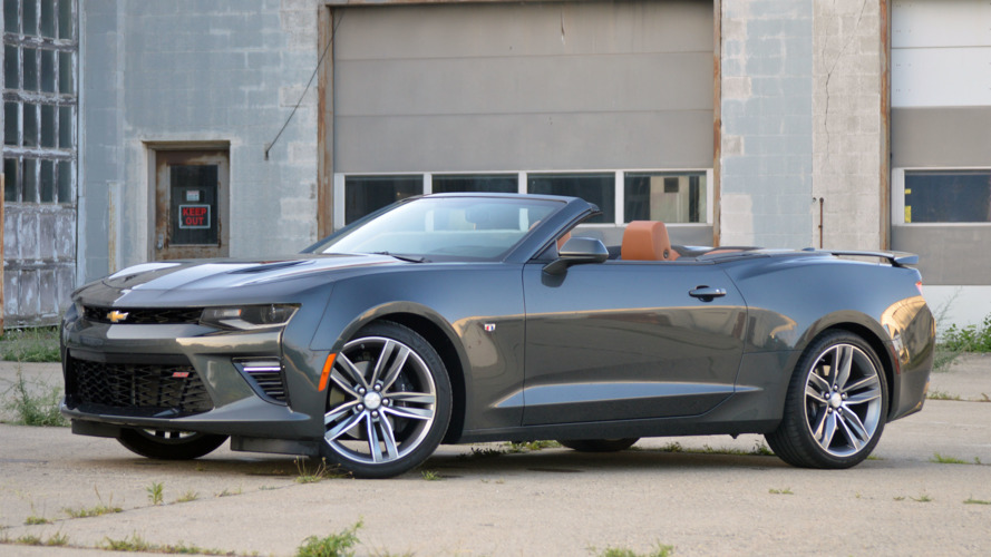 Wonderful Review 2016 Chevy Camaro SS Convertible