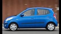 Hyundai lança o compacto i10 na Argentina por R$ 26 mil - Será que chega ao Brasil?