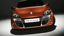 Production Renault Megane Coupe