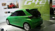 Subaru G4e Concept Makes Euro Debut at Geneva