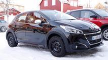 La future Peugeot 208 commence ses tests