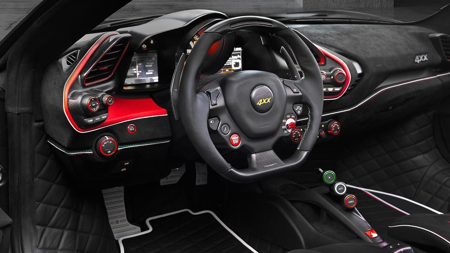 Mansory Ferrari 4XX Siracusa Spider
