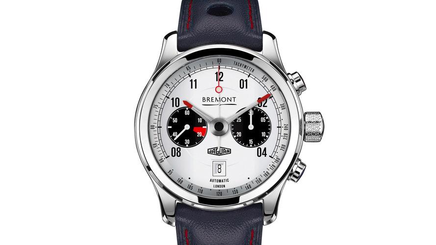 Chronographe Bremont Jaguar Type E
