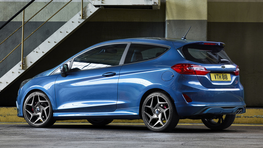 Ford Fiesta ST unveiled, with new engine but not much more power