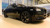 Rolls-Royce Wraith Carbon Fiber