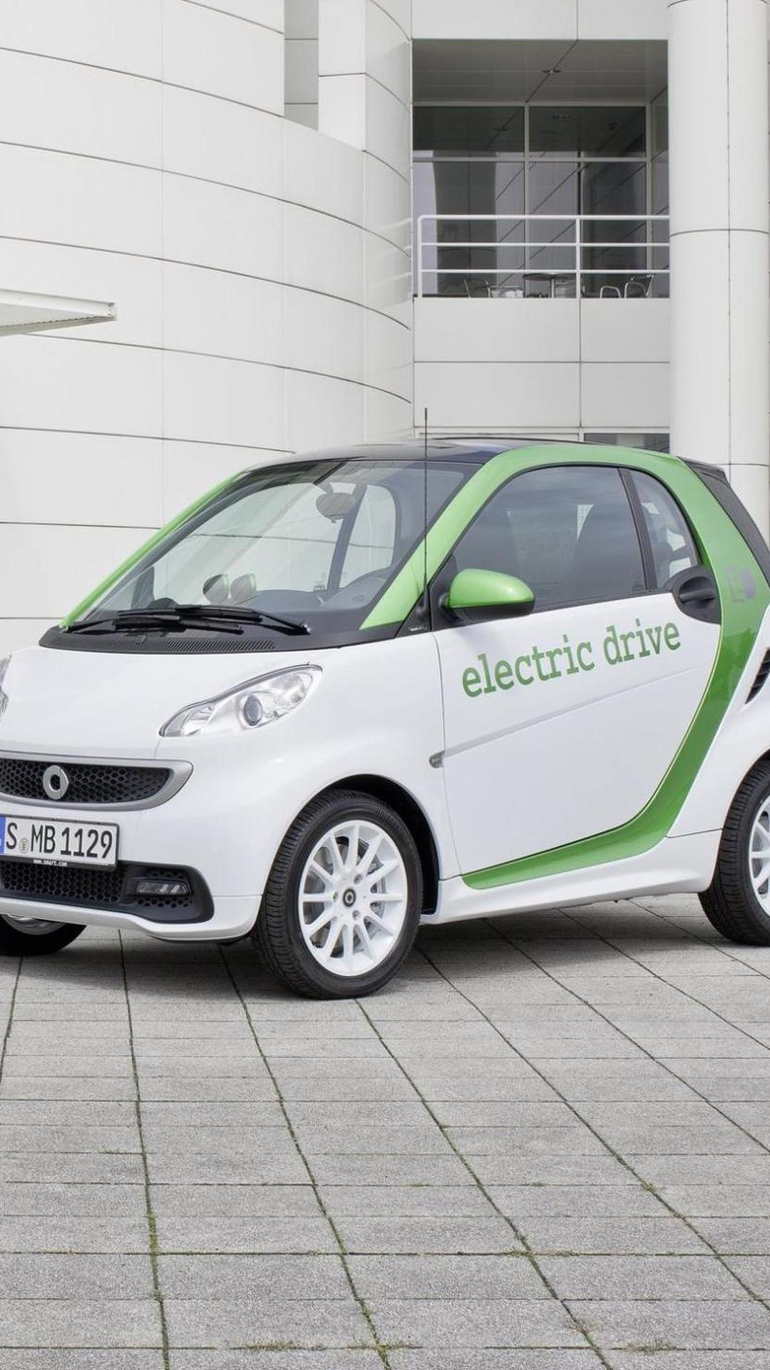 Smart introduces the 2012 ForTwo Electric Drive and 2012 ebike too