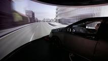 2012 Mercedes B-Class testing simulator - 11.7.2011