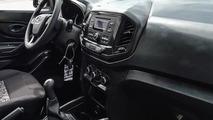 Lada XRAY interior photo
