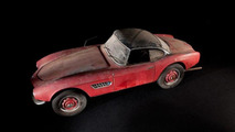BMW plans to restore 507 Roadster previously owned by Elvis Presley