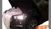 2016 BMW X1 front end spied undisguised