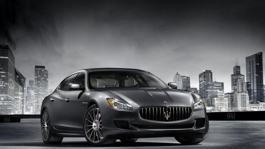 Maserati Quattroporte GTS gets minor updates for L.A.