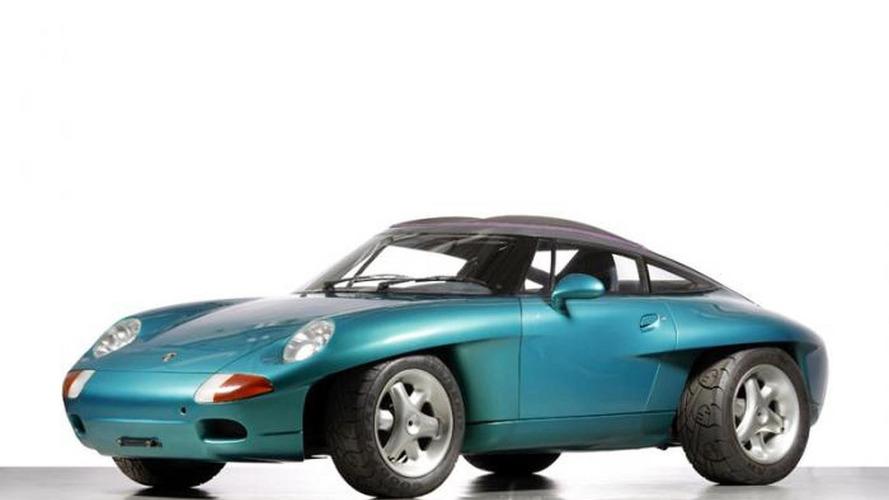 Remembering the odd 1989 Porsche Panamericana concept