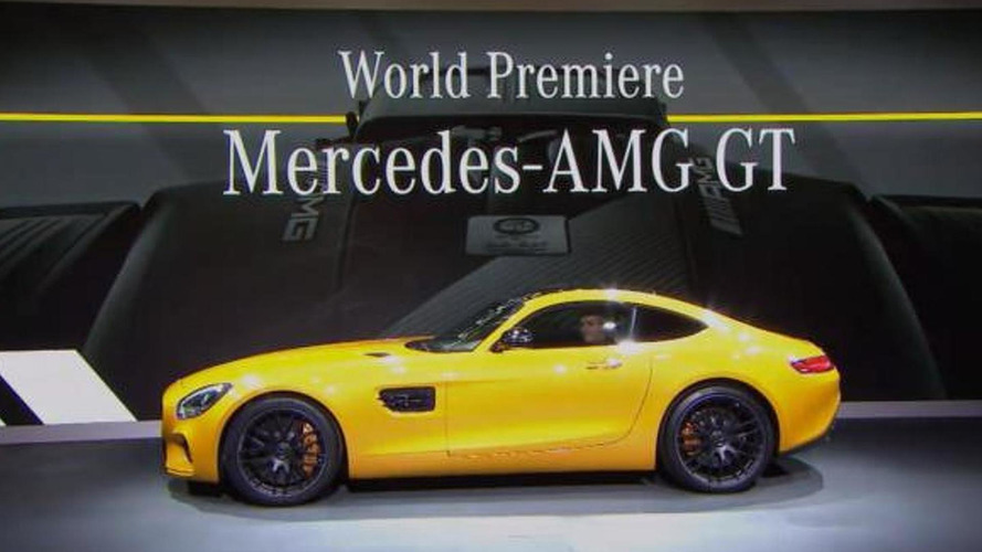 Mercedes-AMG GT4 reportedly set for 2018 launch to rival the Porsche Panamera