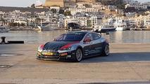 Model S EGT : la première Tesla de compétition !
