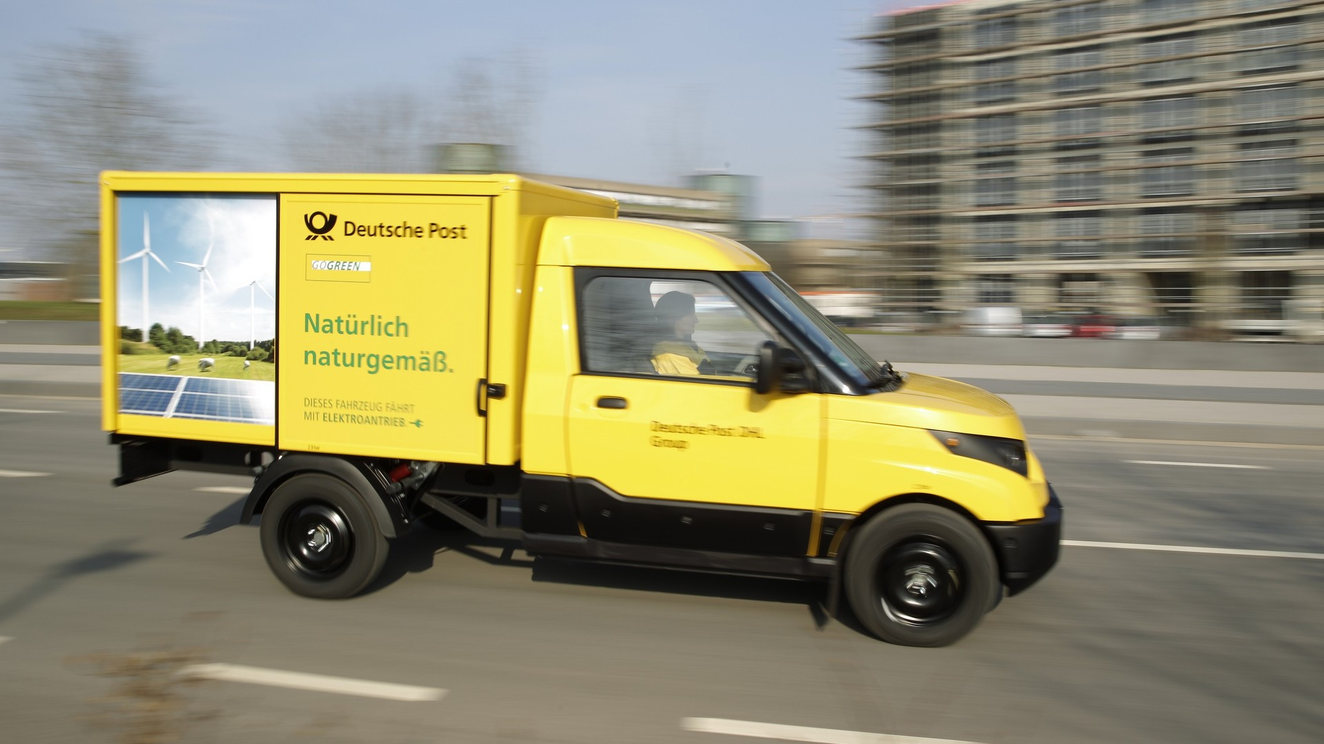 VW not happy with DHL for building its own EV van