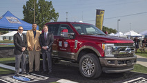 Ford F-Series is now the official truck of the NFL