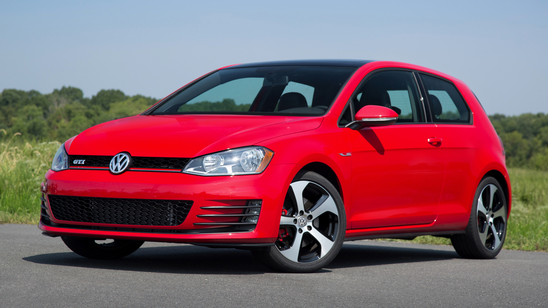 volkswagen golf  gti lose  door models