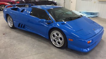 Donald Trump's Lamborghini Diablo fails to find support on eBay