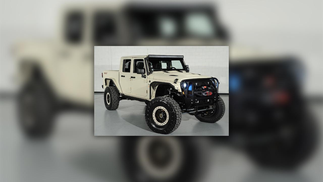 2018 jeep bandit. Delighful Jeep 2012 Jeep Wrangler Bandit Pickup Throughout 2018 Jeep Bandit A