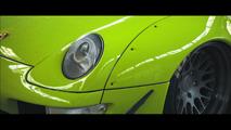 RWB Porsche 993 Philadelphia build