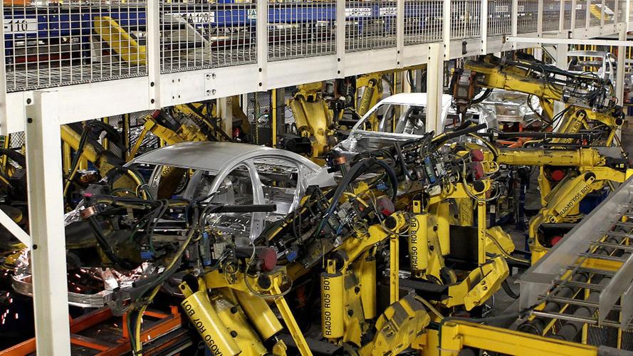 General Motors Lordstown and Lansing Grand River factories