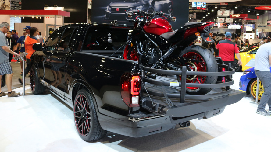 Image Result For Honda Ridgeline Exhaust