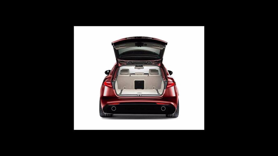 Is this the Alfa Romeo Giulia wagon? [UPDATE]