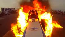 VIDÉO – Voici le burn le plus chaud de l'histoire!
