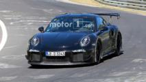 Porsche 911 GT2 Spy Photos