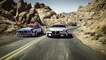 BMW 3.0 CSL Hommage R races out of dreams and into Pebble Beach