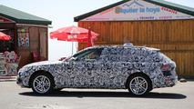 2016 Audi A4 allroad quattro makes spy photo debut (27 pics)