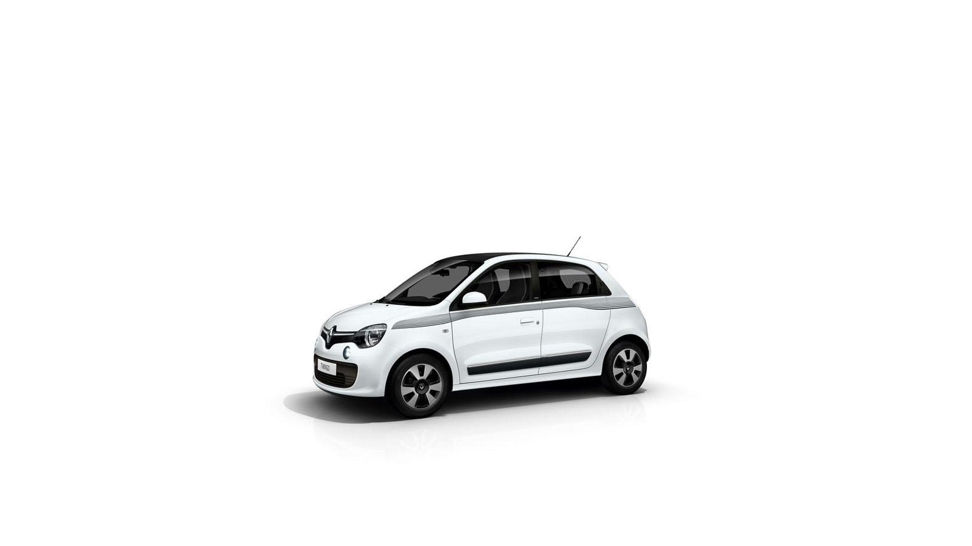 Renault Twingo Limited announced