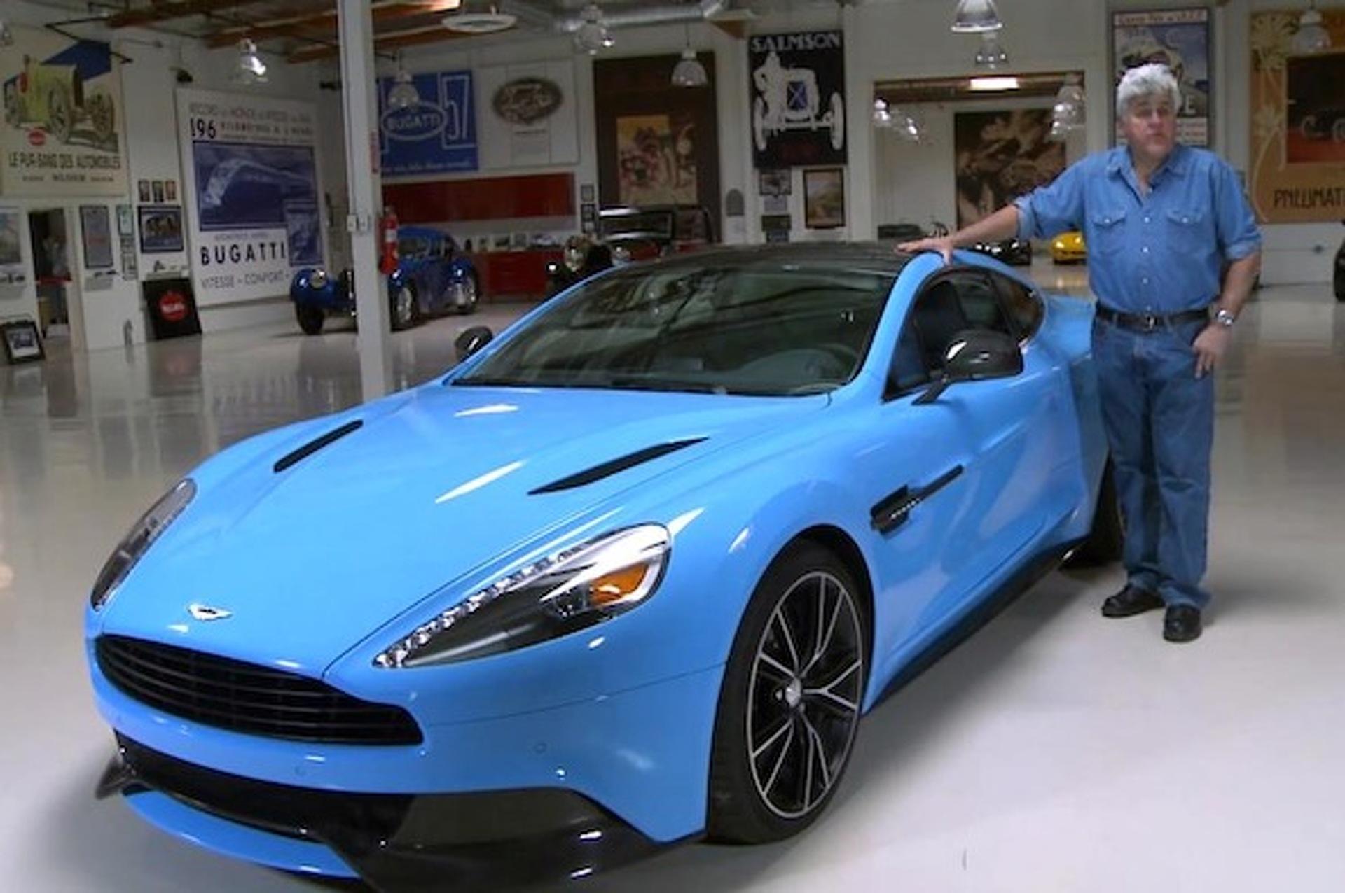 What's Inside Jay Leno's Garage?