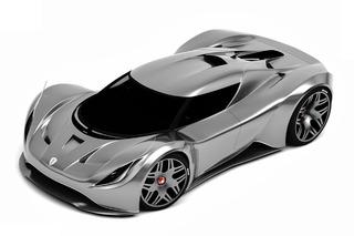 Koenigsegg Concept Dials Up the Rage