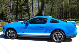 For Sale: This 2010 Mustang Shelby GT500 Has Driven Just 21 Miles