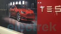 2017 Tesla Model S photo (not confirmed)