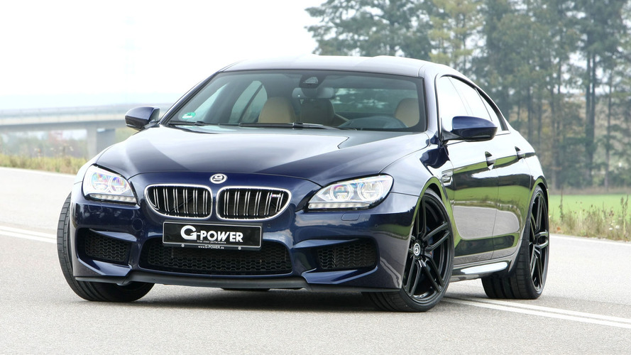 740-hp BMW M6 Gran Coupe is tuning done right