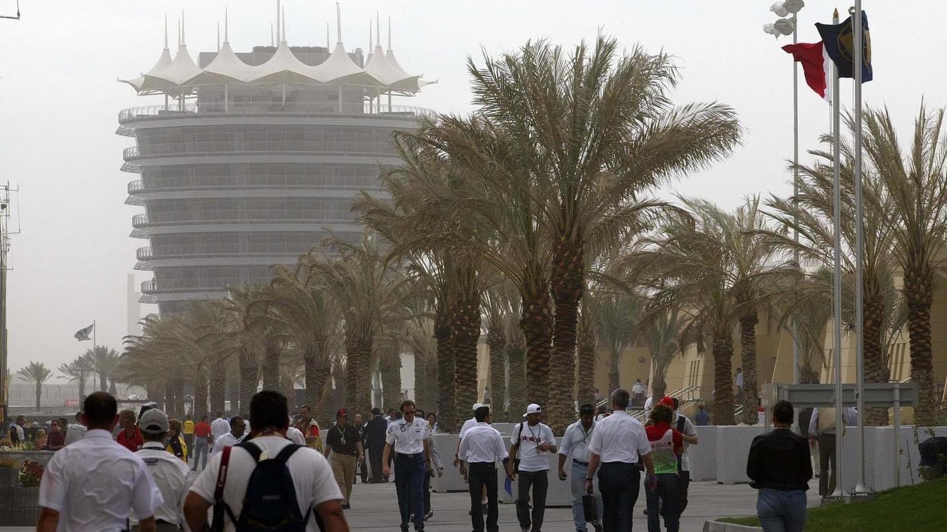 Sandstorm hits Bahrain