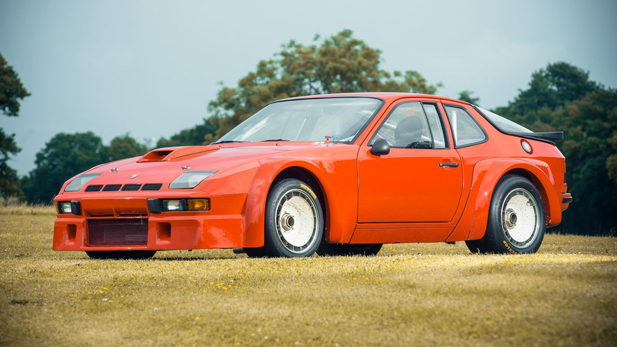Own a different GTR, rare 924 racer goes to auction