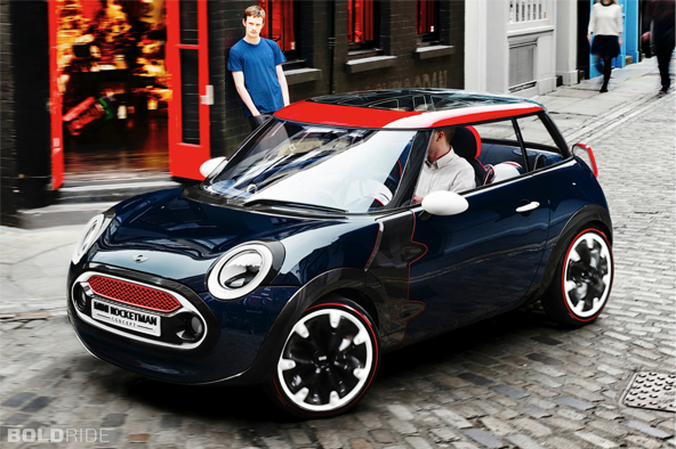 The Rocketman: A MINI From the Future