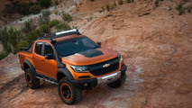 Chevy Colorado Xtreme and Trailblazer Premier concepts
