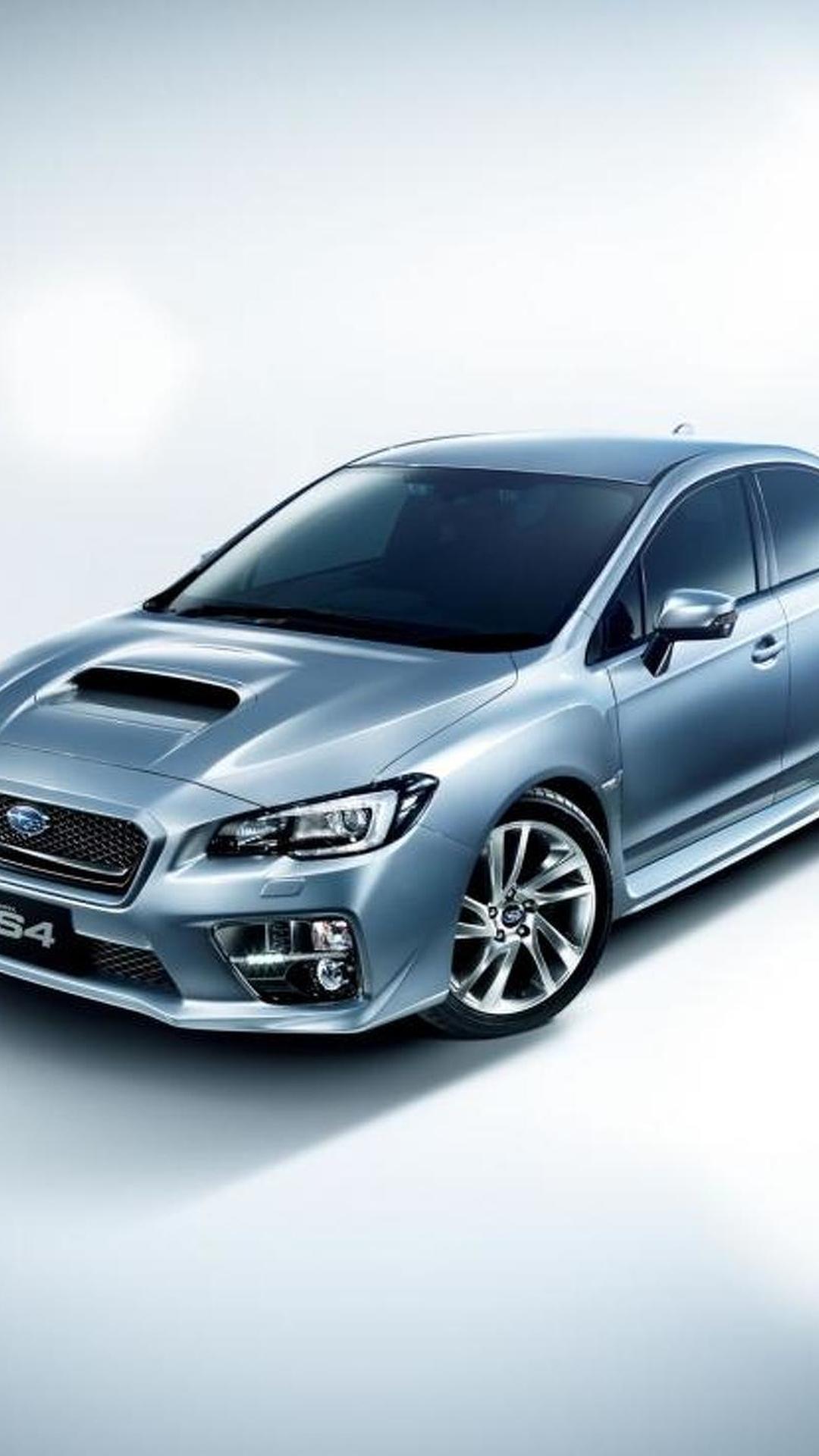 Subaru introduces WRX S4 in Japan