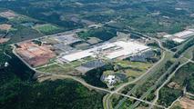 Mercedes Tuscaloosa plant
