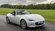 Mazda MX-5 Roadster Coupe reportedly headed for New York