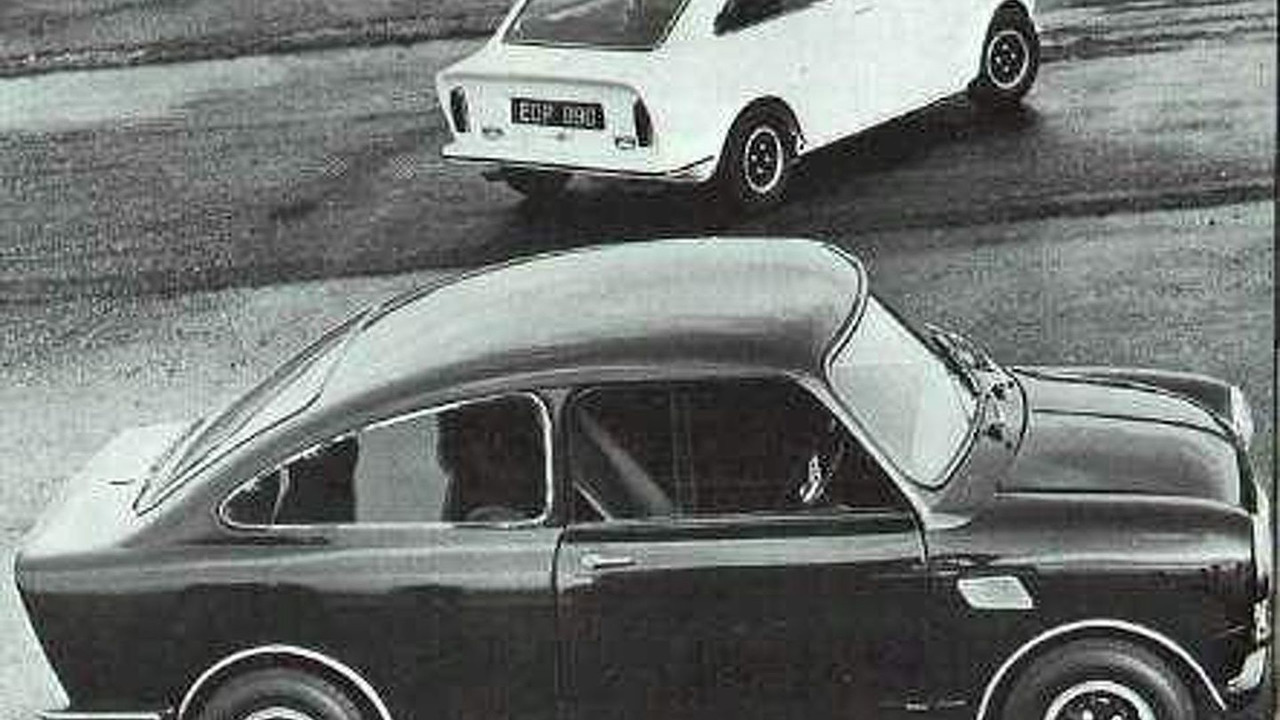 Mini Broadspeed Coupe