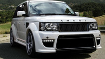 Amari Design Range Rover Sport 2010 Windsor Edition - 16.02.2011