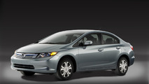 2012 Honda Civic revealed