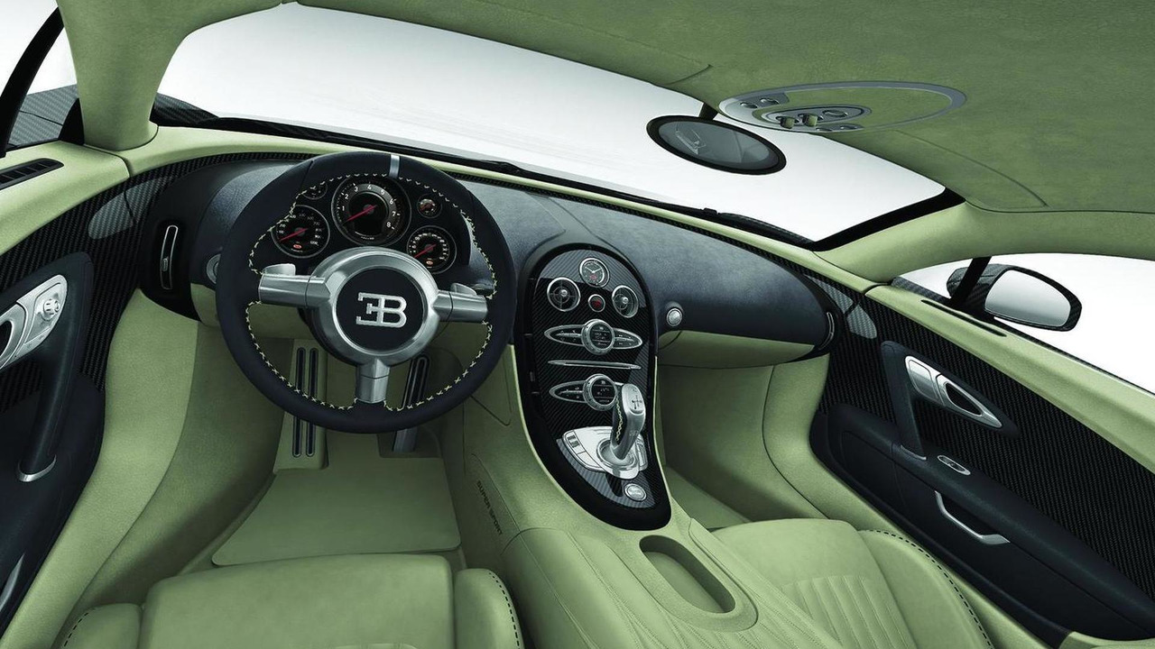 Bugatti special edition Super Sport for Auto Shanghai 2011, 20.04.2011